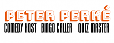 Peter Perke – Comedy Bingo and Quiz Host
